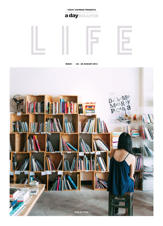 a day BULLETIN LIFE issue 24