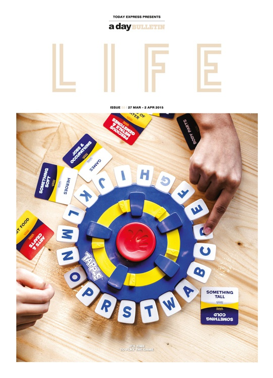 a day BULLETIN LIFE issue 55