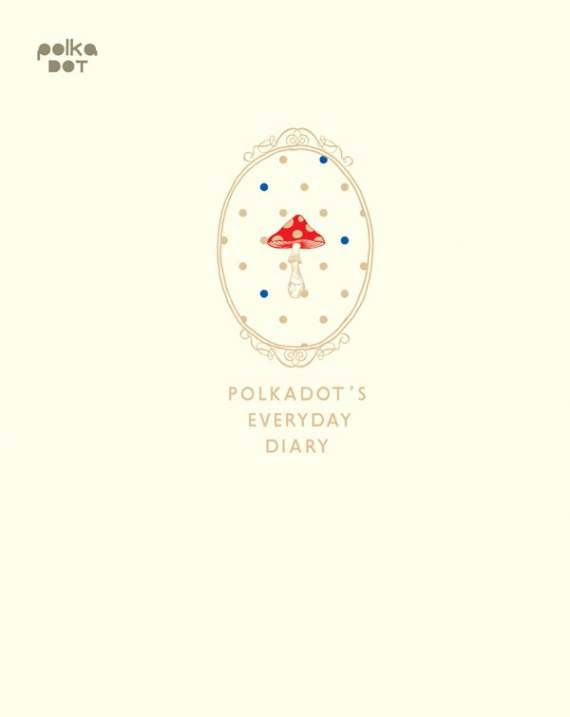 Polkadot`s everyday diary 2013 no.3
