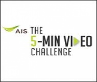 AIS THE 5 – MIN VIDEO CHALLENGE