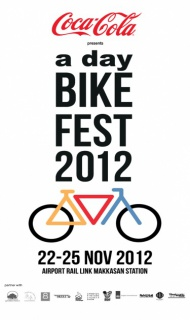 BIKE FEST Coca-Cola presents a day BIKE FEST 2012